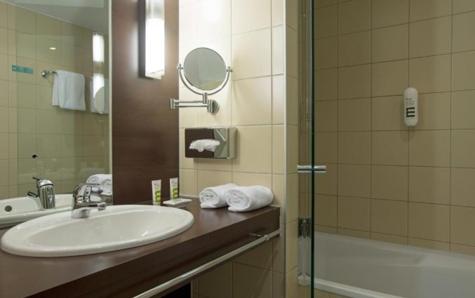 Badkamer van hotel Mercure Graz City inGraz