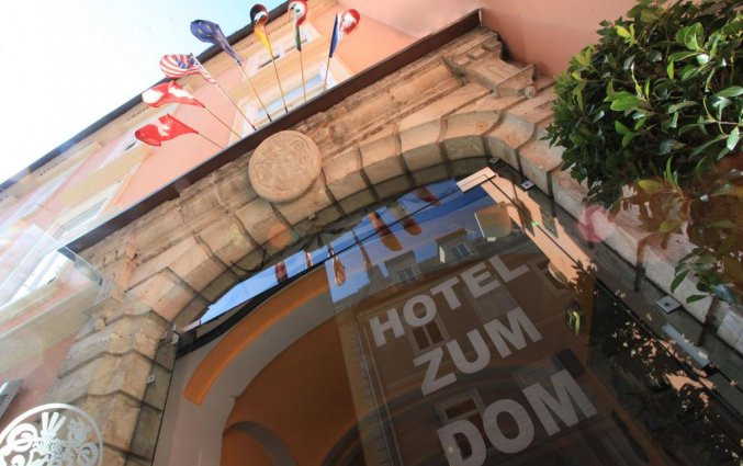 Gebouw van Boutique Hotel Dom in Graz