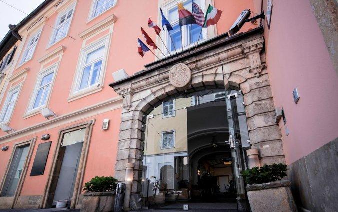 Ingang van Boutique Hotel Dom - Rooms & Suites in Graz