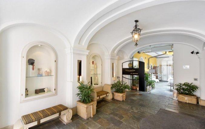 Lobby van Boutique Hotel Dom in Graz