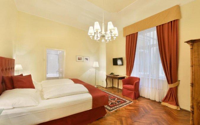 Kamer van Palais Hotel Erzherzog Johann Graz