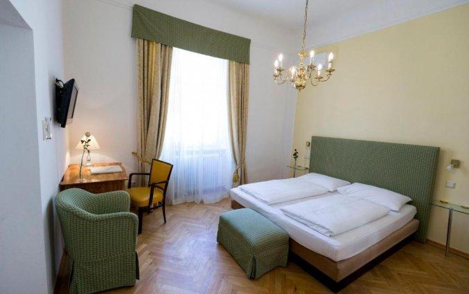 Tweepersoonskamer van Palais Hotel Erzherzog Johann Graz