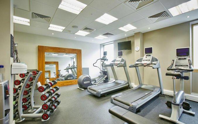Fitnessruimte van Hilton Garden Inn City Centre in Bristol