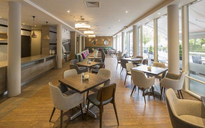 Restaurant van Hilton Garden Inn City Centre in Bristol
