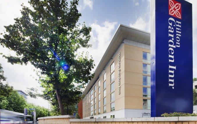 Gebouw van Hilton Garden Inn City Centre in Bristol