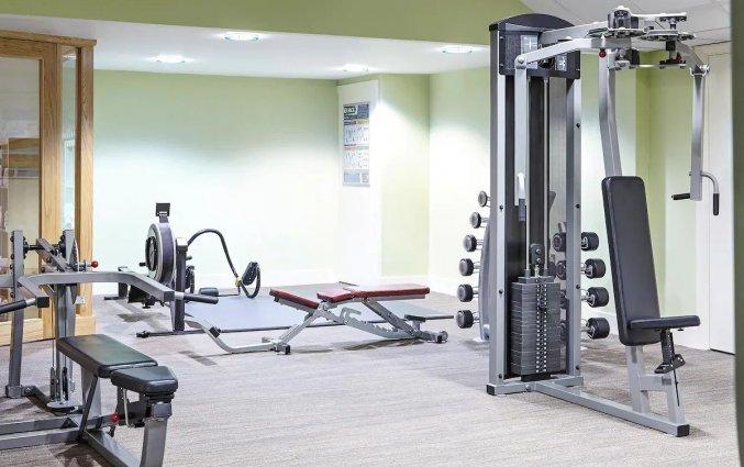 Fitnessruimte van Novotel Bristol Centre in Bristol