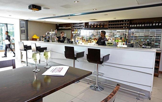 Bar in hotel Holiday Inn in Bristol
