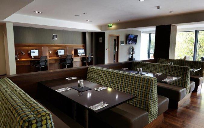 Restaurant van hotel Holiday Inn in Bristol