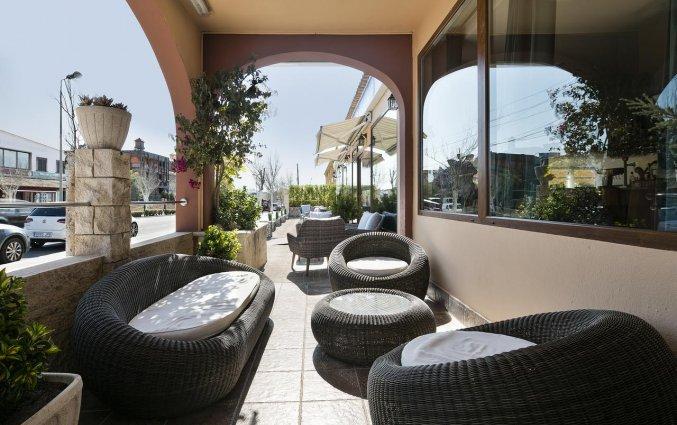 Voor Hotel Santa Ponsa Pins op Mallorca