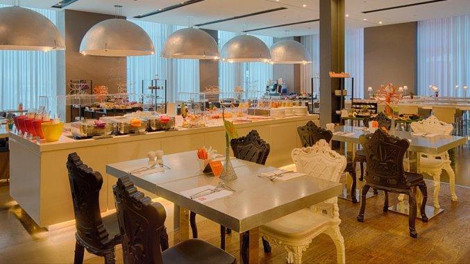 Restaurant Hotel Nhow Milaan