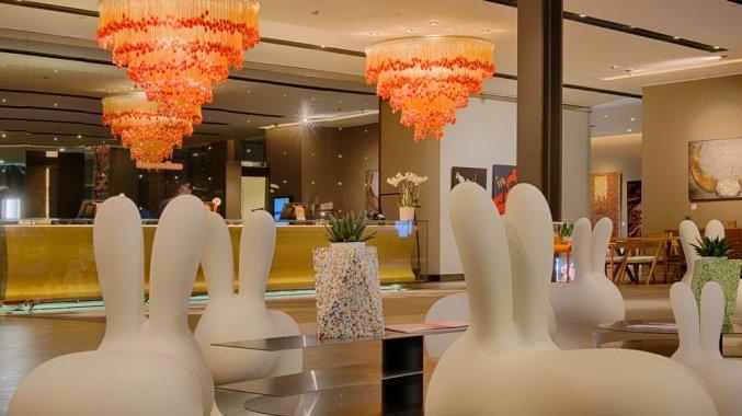 Lobby Hotel Nhow Milaan