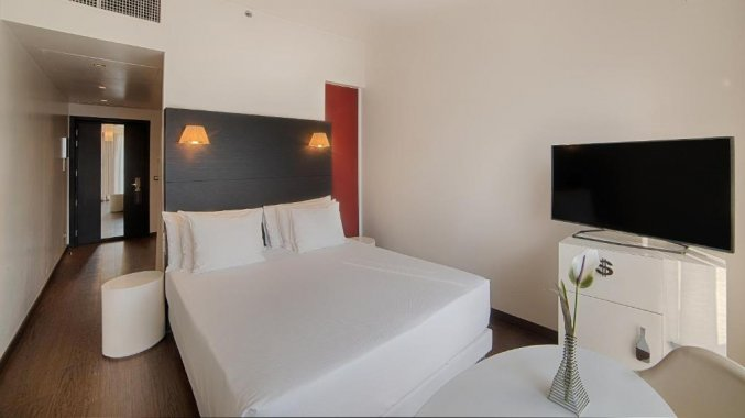 Kamer Hotel Nhow Milaan