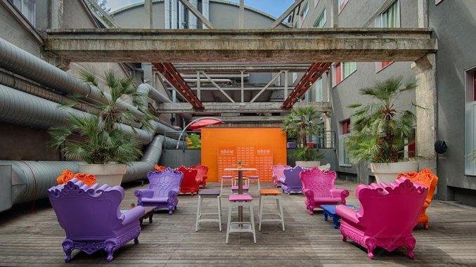 Lounge Hotel Nhow Milaan