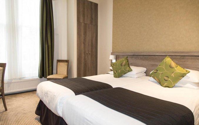 Tweepersoonskamer van Hotel Kensington Gardens in Londen