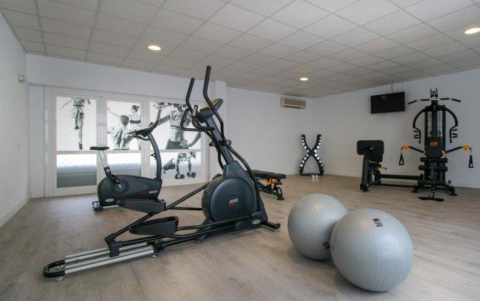 Fitness van Hotel Tomir Portals Suites op Mallorca