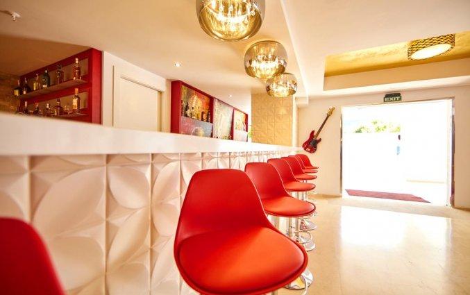 Bar van Hotel Indico Rock in Mallorca