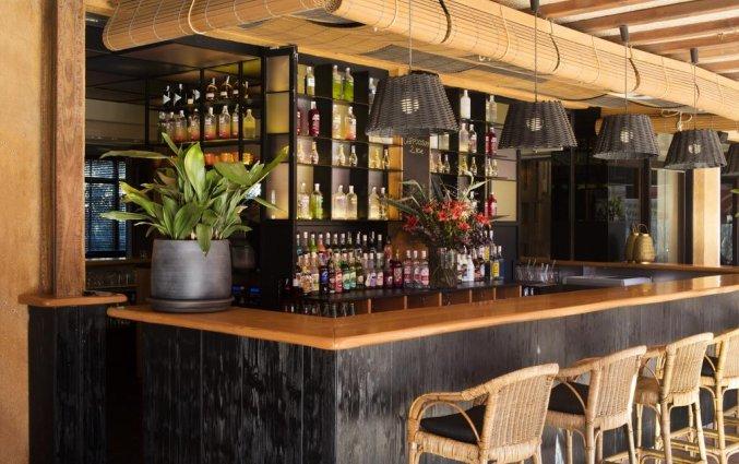 De bar in Hotel Luna Park & Spa