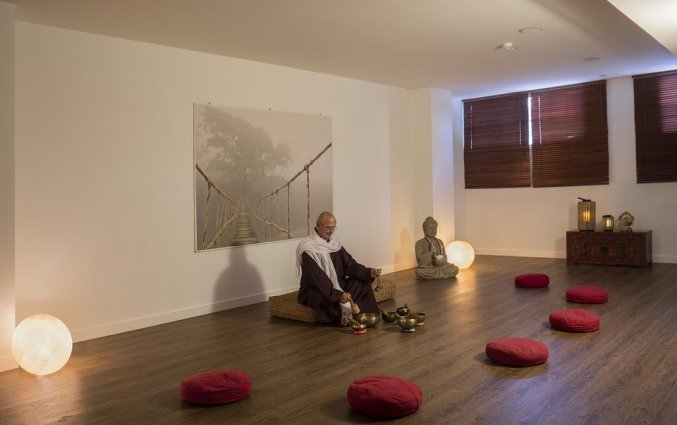 Meditaties in Hotel Luna Park & Spa