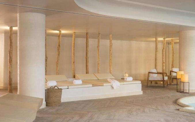 Wellnesscentrum in Hotel Luna Park & Spa