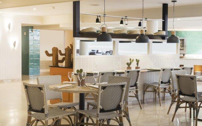 Restaurant van Luna Club Hotel & Spa aan de Costa Brava