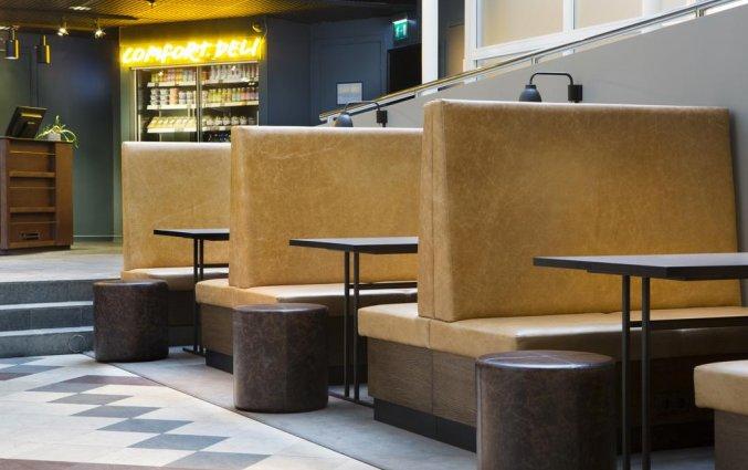 Bar van Comfort hotel Xpres Stockholm Central