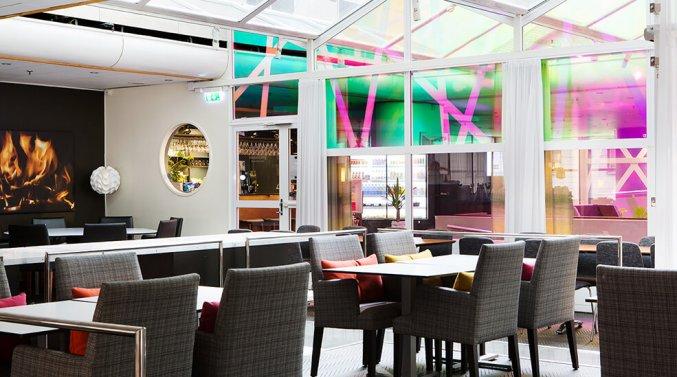 Ontbijtruimte van Comfort hotel Xpres Stockholm Central