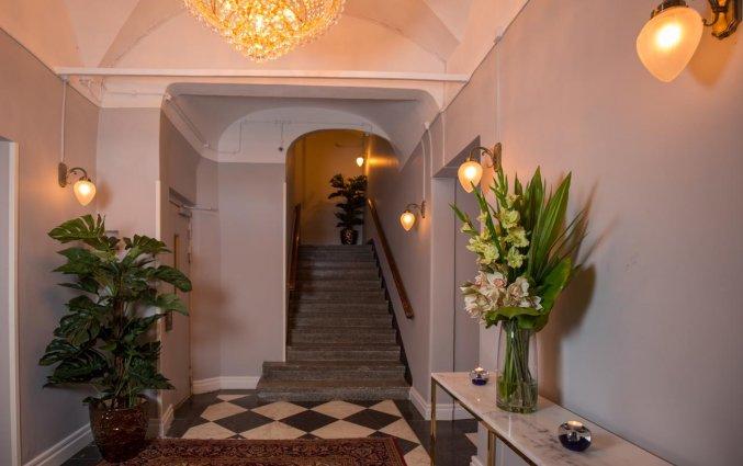 Lobby van Hotel Gamla Stan in Stockholm