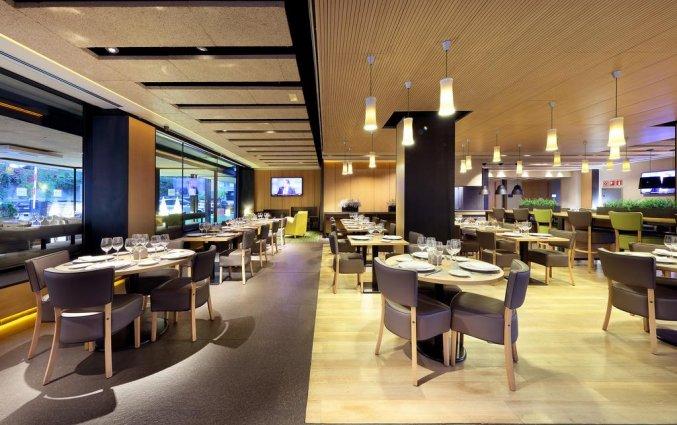 Restaurant van Hotel Occidental in Bilbao
