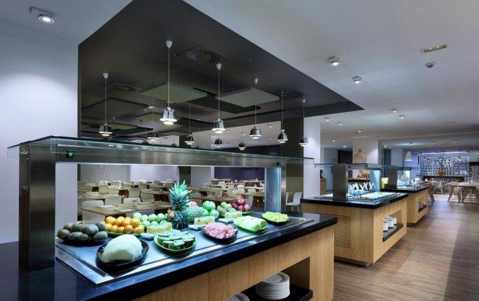 Ontbijtbuffet van Hotel Barcelo Bilbao Nervion