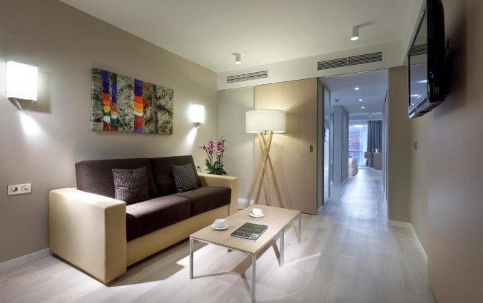 Suite van Hotel Barcelo Bilbao Nervion