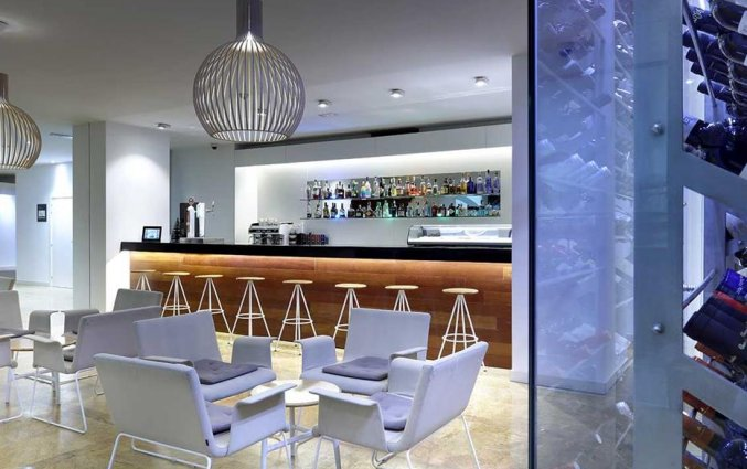 Bar van Hotel Barcelo Bilbao Nervion