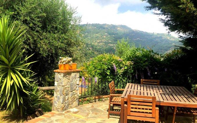 Terras van Borgo San Francesco in Sicilië