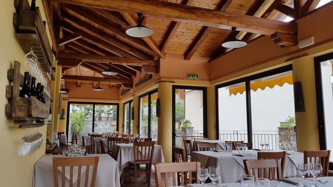 Restaurant van Borgo San Francesco in Sicilië
