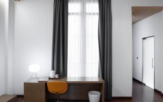 Driepersoonskamer van hotel Petit Palace Plaza Malaga