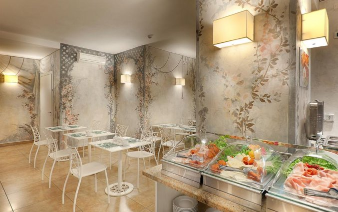 Restaurant van hotel Mastino in Verona