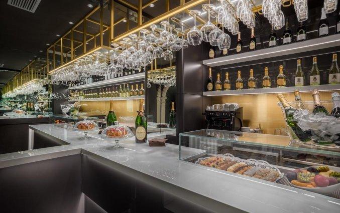 Bar van hotel Mastino in Verona