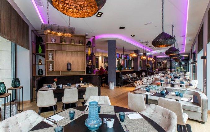 Restaurant van NYX Hotel Bilbao by Leonardo Hotels