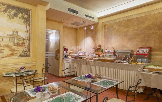 Restaurant van hotel Marco Polo Verona