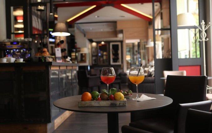 Bar van hotel Italia Verona