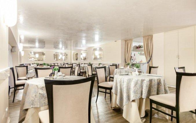 Restaurant van hotel San Luca Vera