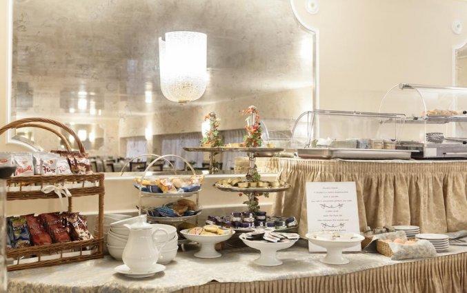 Ontbijt van hotel San Luca Vera