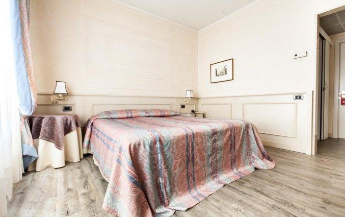 Tweepersoonskamer van hotel San Luca Vera