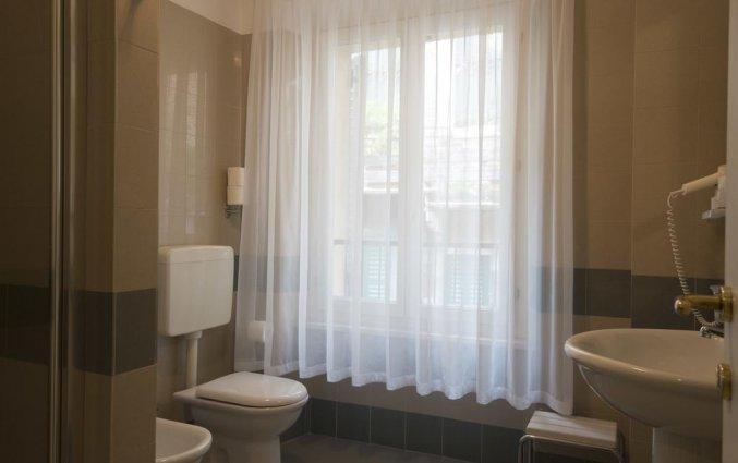 Badkmaer van hotel Albergo Mazzanti Verona