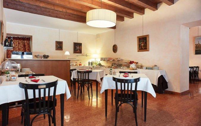Restaurant van hotel Albergo Mazzanti Verona