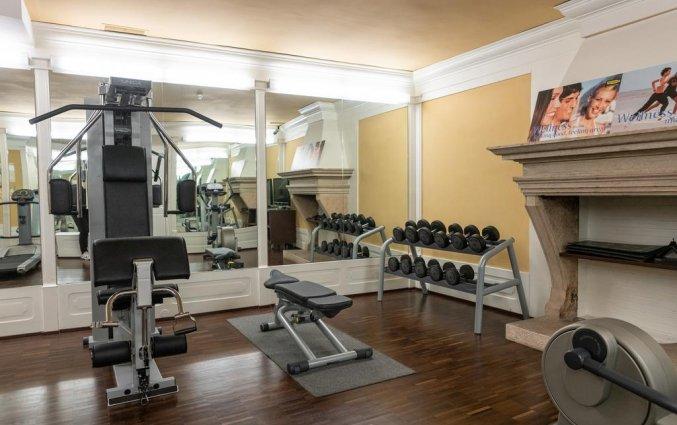 Fitnessruimte van Hotel Giulietta e Romeo Verona