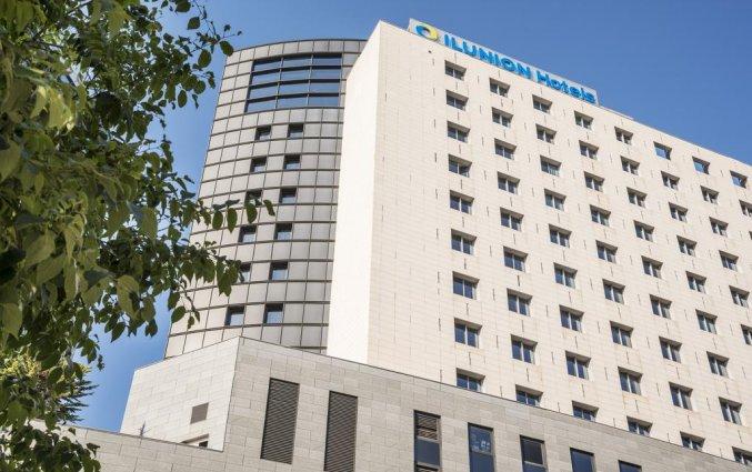 Hotel Ilunion Aqua 3 in Valencia