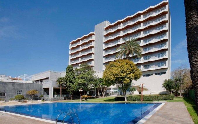 Buitenaanzicht bij Hotel Medium Valencia
