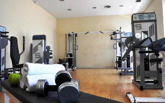 Fitness bij Hotel Medium Valencia