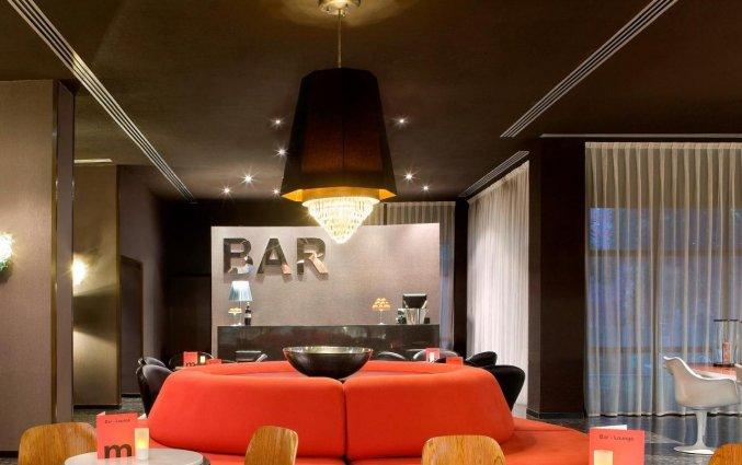 Lounge bij Hotel Medium Valencia