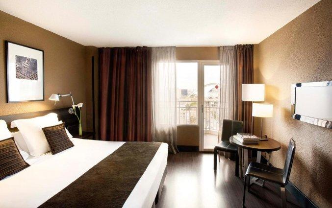 Tweepersoons kamer bij Hotel Medium Valencia